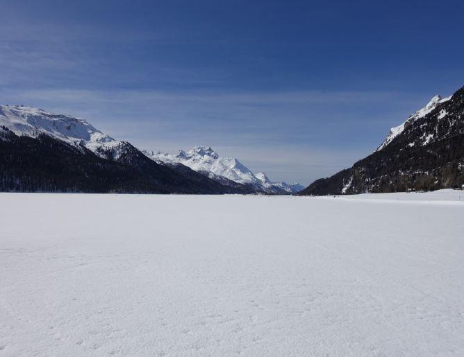 Silvaplana (Winter)